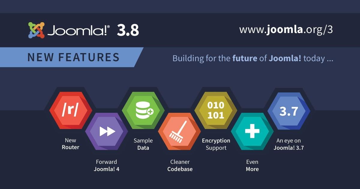 دانلود جوملا joomla 3.8.8 آخرین نسخه