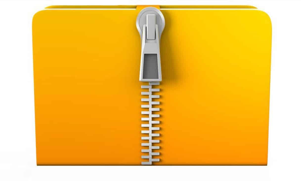 خارج کردن فایل از حالت فشرده توسط ابزار UnZip
