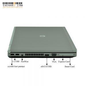 لپ تاپ استوک HP EliteBook 8570p